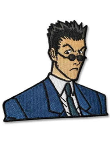 Hunter X Hunter – Leorio Embroidered Patch Patches