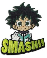 My Hero Academia – Deku Smash!! Embroidered Patch Patches