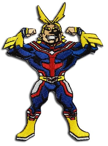 My Hero Academia – Sd All Might Embroidered Patch Patches