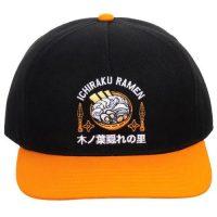 Naruto Ramen Slouch Snapback Hat Snapback