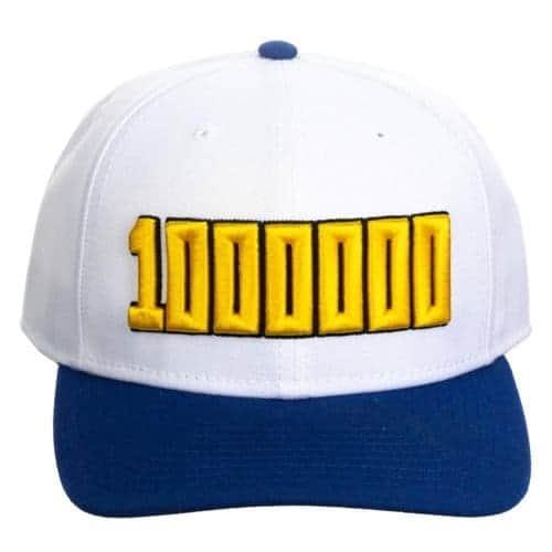 My Hero Academia Lemillion Pre-Curved Snapback Hat Snapback