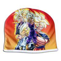 Dragon Ball Z Super Saiyans Fleece Cap Fleece Cap