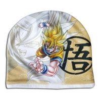 Dragon Ball Z Super Saiyan Goku Fleece Cap Fleece Cap
