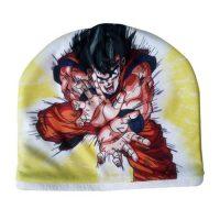 Dragon Ball Z Goku Kamehameha Fleece Cap Fleece Cap