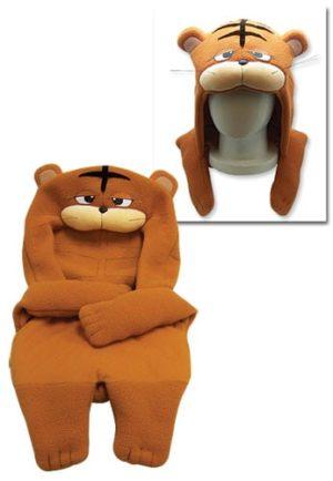 Code Geass Nina'S Tiger Fleece Cap Fleece Cap