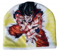 Dragon Ball Z – Goku Kamehameha Fleece Cap Fleece Cap
