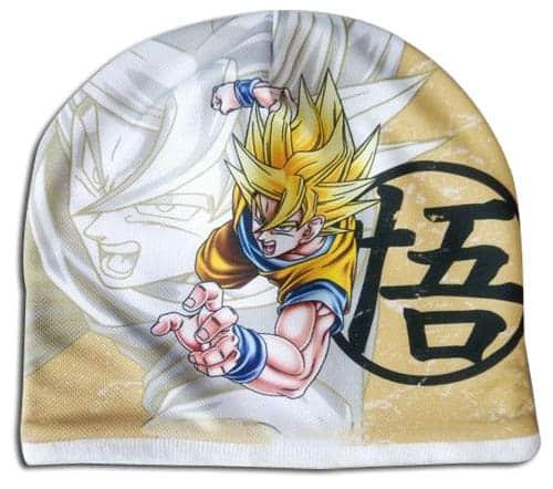 Dragon Ball Z – Super Saiyan Goku Fleece Cap Fleece Cap