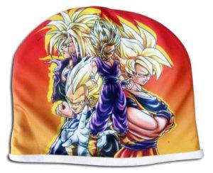 Dragon Ball Z – Super Saiyans Fleece Cap Fleece Cap