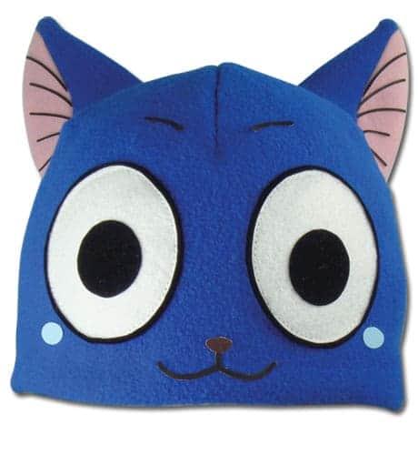 Fairy Tail – Happy Fleece Cap Fleece Cap 4