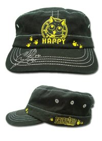 Fairy Tail – Yellow Happy Cadet Hats