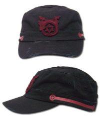 Fullmetal Alchemist Brotherhood Ouroboros Symbol Hat Hats