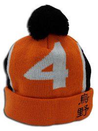 Haikyu!! – Number 4 Team Uniform Beanie Beanies