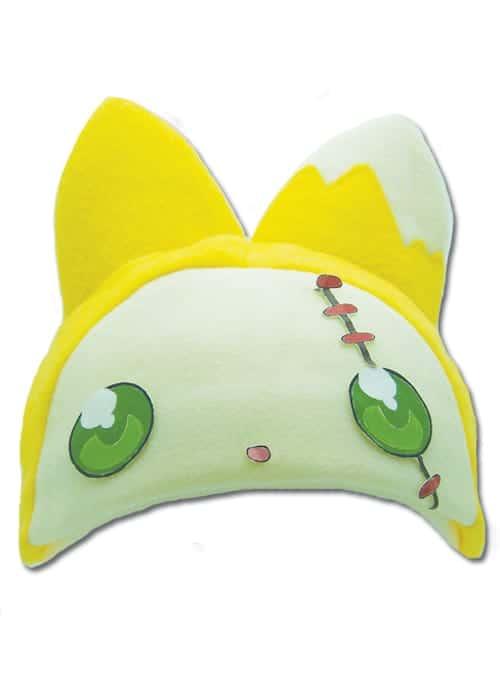 Moon Phase Hazuki Cat Fleece Cap Fleece Cap