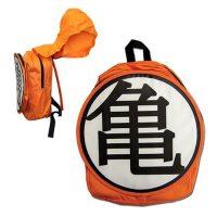 Dragon Ball Z Kame Hooded Backpack Backpacks