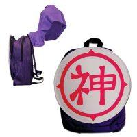 Dragon Ball Z Kami Hooded Backpack Backpacks