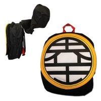 Dragon Ball Z?King Kai Hooded Backpack Backpacks