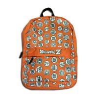 Dragon Ball Z Symbols Backpack Backpacks
