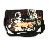 Dragon Ball Fighterz Cell and Frieza Messenger Bag Messenger Bags