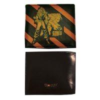 Dragon Ball Z Goku Bifold Wallet Wallets