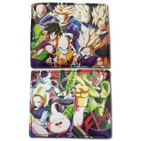 Dragon Ball Fighterz Group Bifold Wallet Wallets