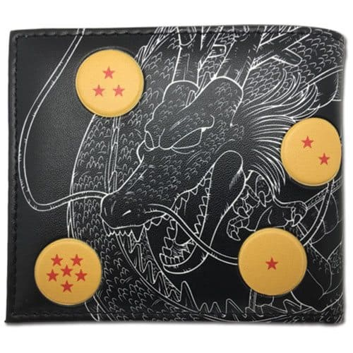 Dragon Ball Super Dragon Balls Bifold Wallet Wallets