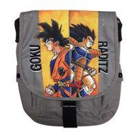 Dragon Ball Z Goku v. Raditz Messenger Bag Messenger Bags