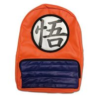 Dragon Ball Z Goku Clothes Backpack Backpacks