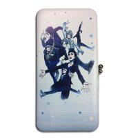 Yuri on Ice Key Art Hinge Wallet Wallets