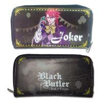 Black Butler Joker Wallet Wallets