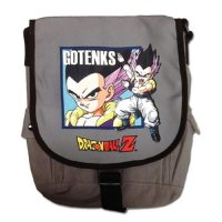 Dragon Ball Z Gotenks Messenger Bag Messenger Bags
