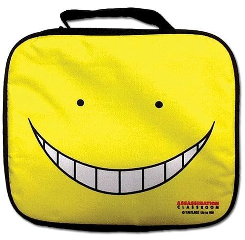 Assassination Classroom – Koro Sensei Face Lunch Bag Lunch Boxes