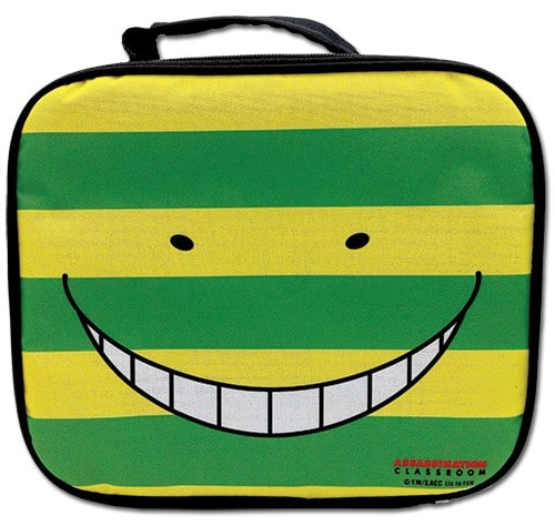 Assassination Classroom – Koro Sensei Underestimate Face Lunch Bag Lunch Boxes