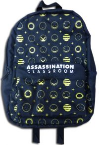 Assassination Classroom – Korosensei Expression Backpack Bag Backpacks
