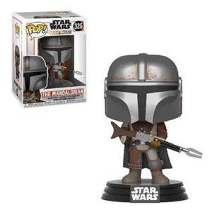 Star Wars: The Mandalorian Pop! Vinyl Figure Figures