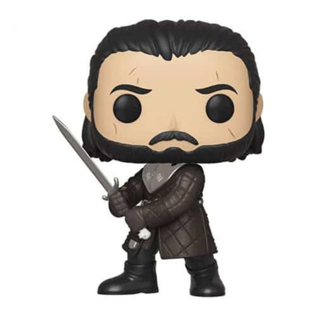 Funko Pop! Game of Thrones Jon Snow S11 Pop! Vinyl Figure Figures 4
