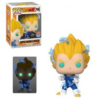 Funko Pop! Dragon Ball Super Saiyan 2 Vegeta (Chase) Pop! Vinyl Figure Figures