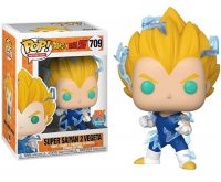 Funko Pop! Dragon Ball Super Saiyan 2 Vegeta (Common) Pop! Vinyl Figure Figures