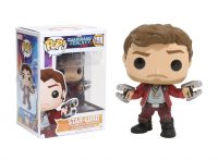 Funko Pop! Guardians of the Galaxy Vol. 2 Star-Lord (Common) Pop! Vinyl Figure Figures