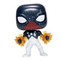 Funko Pop! Spider-Man Captain Universe Figures
