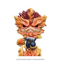 Funko Pop! My Hero Academia Endeavor Pop! Vinyl Figure Figures