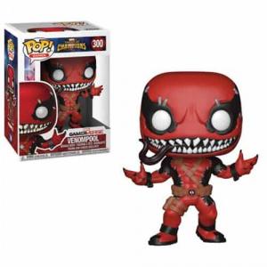 Funko Pop! Marvel: Contest of Champions Venompool Pop! Vinyl Figure Figures 4