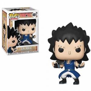 Funko Pop! Fairy Tail Gajeel Pop! Vinyl Figure Figures