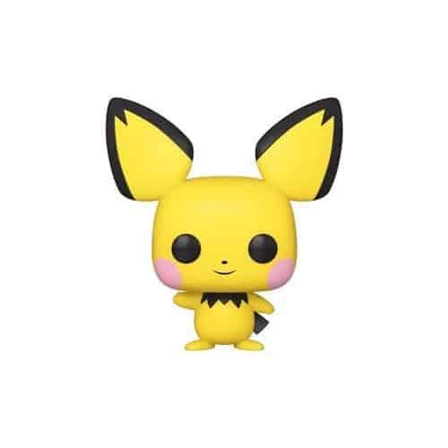Pokemon Pichu Pop! Vinyl Figure Figures