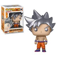 Dragon Ball Super Goku Ultra Instinct Form Pop! Vinyl Figure #386 Figures
