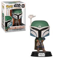 Star Wars: The Mandalorian Covert Mandalorian Pop! Vinyl Figure Figures
