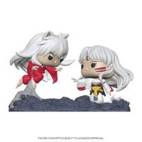Pop! Animation Inuyasha vs. Sesshomaru Pop! Vinyl Moment Figures