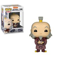 Pop! Animation: Avatar: The Last Airbender Iroh with Tea Pop! Vinyl Figure #539 Figures