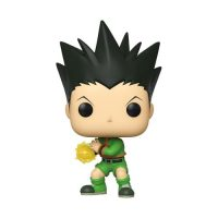 Hunter x Hunter Gon Freecss Jajanken Attack Pop! Vinyl Figure Figures