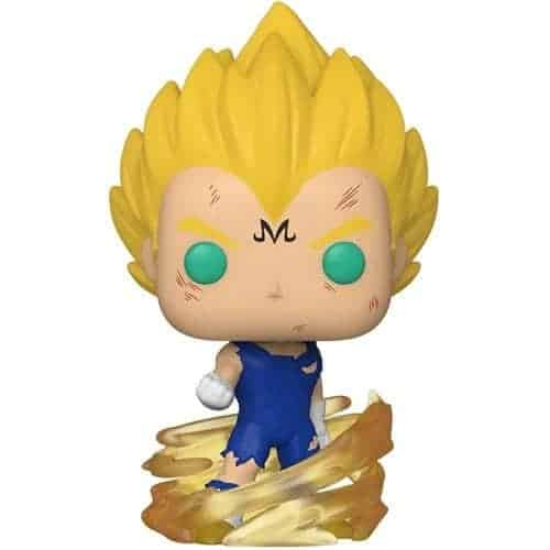 Dragon Ball Z Majin Vegeta Pop! Vinyl Figure Figures