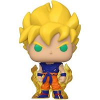 Dragon Ball Z Super Saiyan Goku (First Appearance) Pop! Vinyl Figure Figures